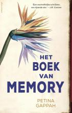 Petina  Gappah Het boek van Memory