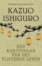 Kazuo  Ishiguro Een kunstenaar van het vlietende leven