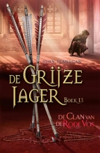 John  Flanagan De Clan van de Rode Vos