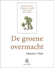 Maarten `t Hart De groene overmacht (grote letter) - POD editie