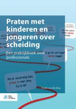 Tineke  van den Berg Praten met kinderen en jongeren over scheiding