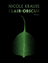 Nicole  Krauss Clair-obscur