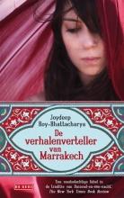 Joydeep  Roy-Bhattacharya Verhalenverteller van Marrakesh