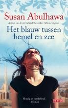 Susan  Abulhawa Het blauw tussen hemel en zee