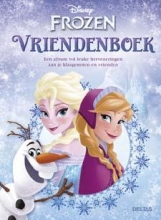 , Frozen vriendenboek