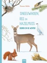 Thomas  Müller Sneeuwhoen, ree en hazelmuis