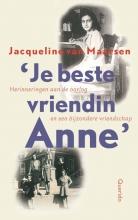 Jacqueline van Maarsen Je beste vriendin Anne (POD)
