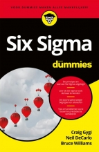 Craig  Gygi, Neil  DeCarlo, Bruce  Williams Six Sigma voor Dummies