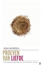 Alain de Botton Proeven van liefde