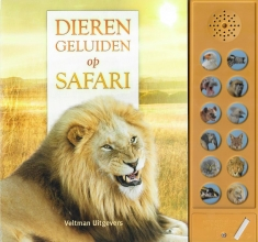 Andrea  Pinnington, Caz  Buckingham Dierengeluiden op safari