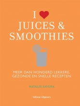 Natalie  Savona I love juices & smoothies