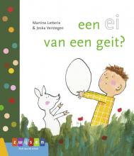 Martine Letterie , een ei van een geit?