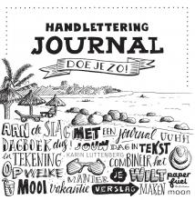 Karin  Luttenberg Handlettering journal doe je zo!