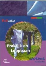 Jany  Brussaard, Frank  Kramer, Hanneke  Molenaar, Mariette  Wolff PrOmotie Werkboek Persoonlijke verzorging en huishouden