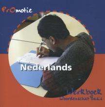 Gerda  Verheij Promotie Nederlands Woordenschat basis Werkboek