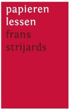 Frans Strijards , Papieren lessen