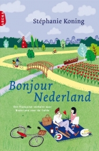 stephanie  Koning Bonjour Nederland