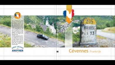 Alexander WPM Snijdewind Roadtrip Cevennen