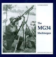 G. de Vries , The MG34 Machinegun