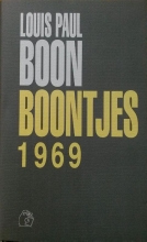 Louis Paul  Boon Boontjes 1969