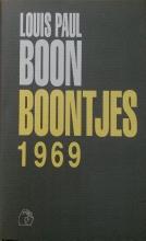 Louis Paul  Boon Boontjes 1969