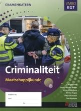 Jasper van den Broeke , Criminaliteit Maatschappijkunde VMBO kgt examenkatern