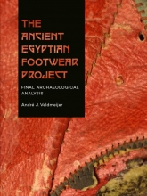 André Veldmeijer , The Ancient Egyptian Footwear Project