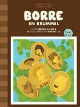 Jeroen Aalbers , Borre en Brummel