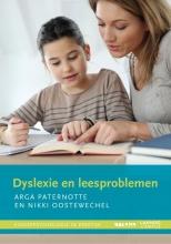 Nikki Oostewechel Arga Paternotte, Dyslexie en leesproblemen