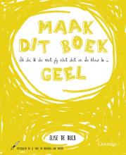 Elise De Rijck , Ik zie, ik zie wat jij niet ziet en de kleur is ... geel