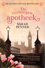 Sarah Penner , De verborgen apotheek