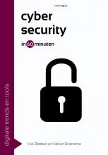 Yuri  Bobbert, Melvin  Broersma Cybersecurity in 60 minuten