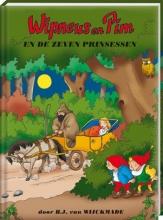B.J. van Wijckmade Wipneus en Pim en de zeven prinsessen