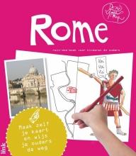 Robin  Bertus, Lisa van Galen Draw Your Map Rome