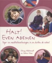 Sabine Maes Ginny Hillebrandt, Halt! even ademen