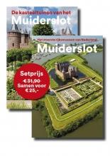 Yvonne  Molenaar De Kasteeltuinen van het Muiderslot + Muiderslot, het stoerste rijksmuseum van Nederland