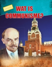 Karen Kenney , Wat is communisme?