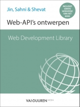 Brenda Jin , Web-API's ontwerpen