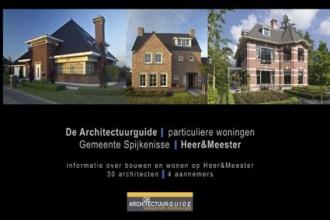 Martijn  Heil De Architectuurguide gemeente Spijkenisse, Heer & Meester