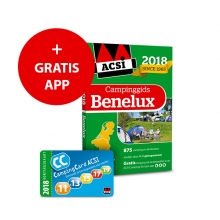 ACSI Campinggids - ACSI Campinggids Benelux + app 2018