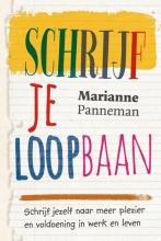 Marianne Panneman , Schrijf je loopbaan
