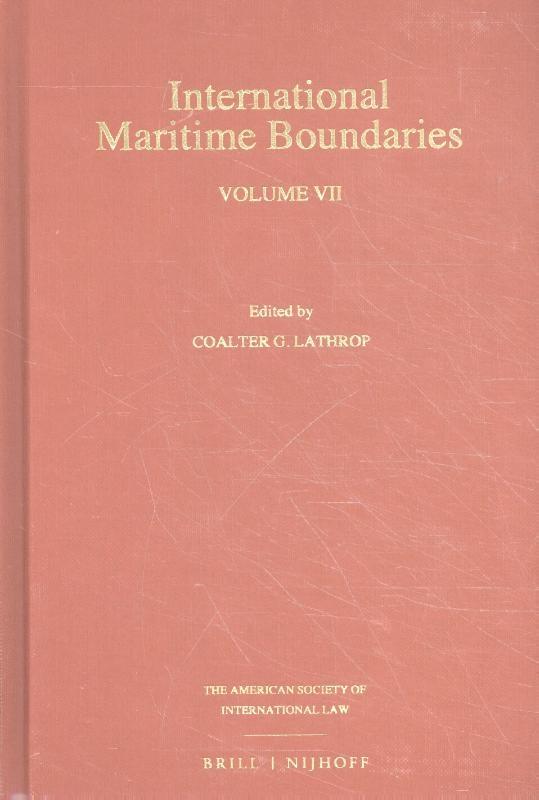 ,International Maritime Boundaries