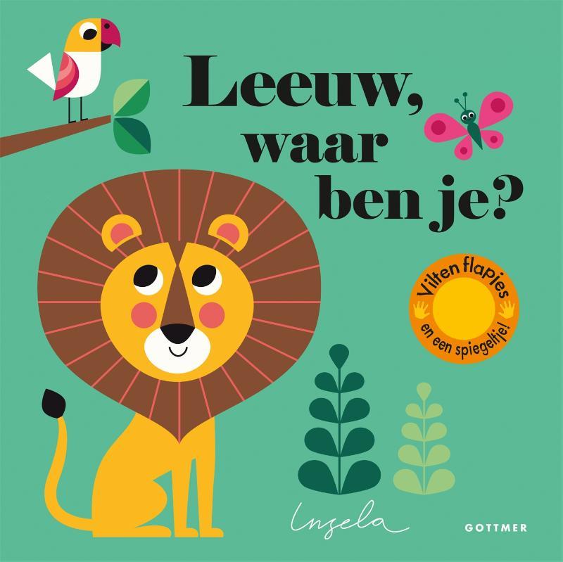 Ingela P. Arrhenius,Leeuw, waar ben je?