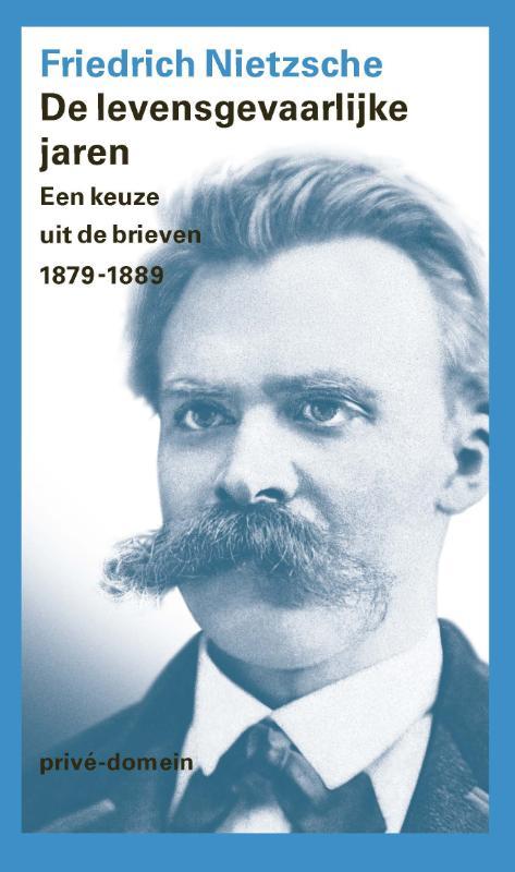 Friedrich Nietzsche,De levensgevaarlijke jaren