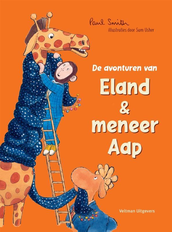 Paul Smith,De avonturen van Eland & meneer Aap