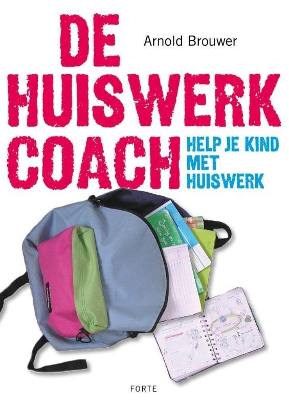 Arnold  Brouwer,De huiswerkcoach