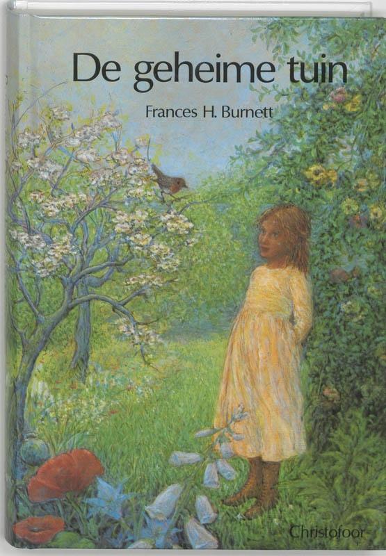 F. Hodgson Burnett, E. Veegens-Latorf,De geheime tuin