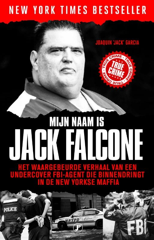 Joaquin Garcia, Michael Levin,Mijn naam is Jack Falcone