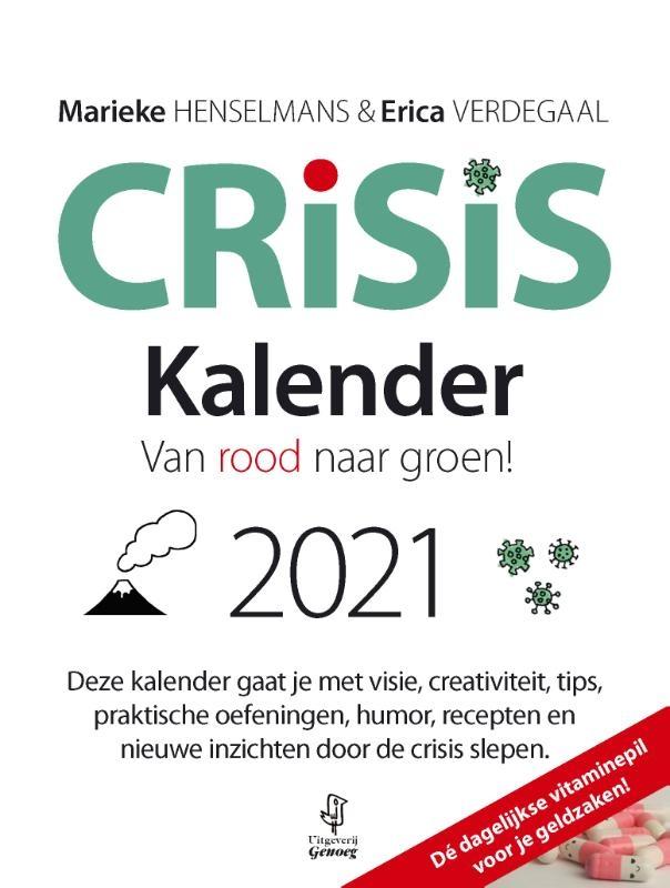 Marieke Henselmans, Erica Verdegaal,Crisiskalender 2021
