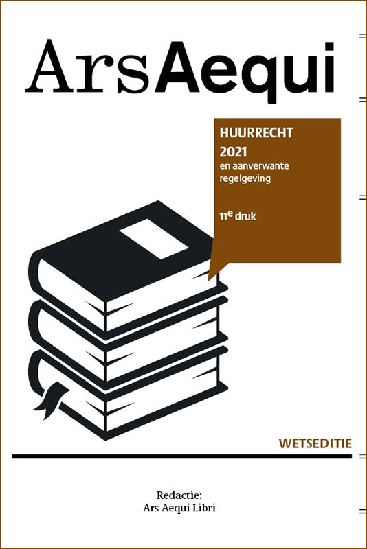,Huurrecht 2021